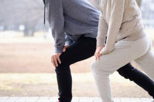 ジョギングによる膝の痛みについて 東戸塚ゆ〜かり整骨院